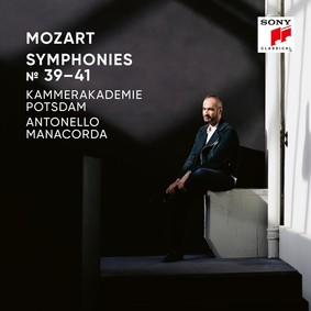 Kammerakademie Potsdam, Antonello Manacorda - Mozart Symphonies Nos. 39, 40, 41