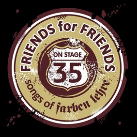 Various Artists, Farben Lehre - Friends for Friends. Songs of Farben Lehre