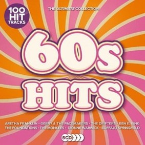 Various Artists - Ultimate Collection 60's Hits