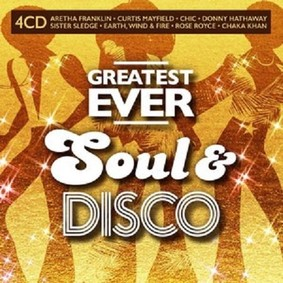 Various Artists - Greatest Ever Soul & Disco