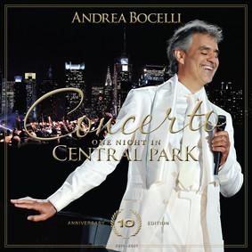 Andrea Bocelli - One Night in Cental Park (10th Anniversary Edition) [DVD]