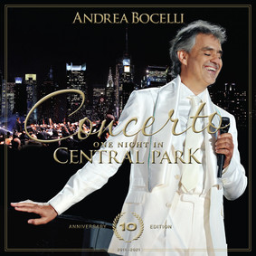 Andrea Bocelli - One Night In Central Park (10th Anniversary Edition) [Blu-ray]