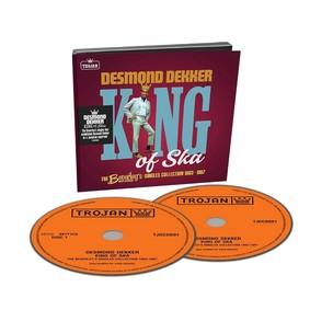 Desmond Dekker - King of Ska: The Beverley's Records Singles Collection 1963 - 1967