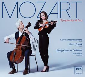 Karolina Nowotczyńska, Marcin Zdunik - Symphonies & Duo