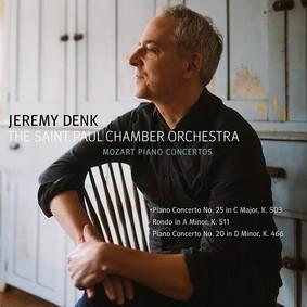 Jeremy Denk - Mozart: Piano Concertos