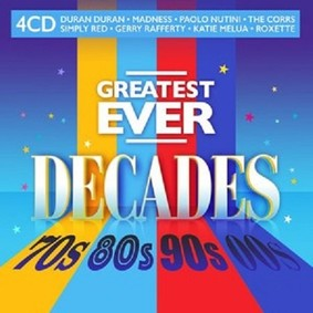Various Artists - Greatest Ever Decades