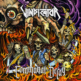 Vindicator - Communal Decay