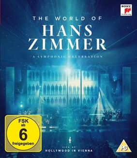 Hans Zimmer - The World of Hans Zimmer - Live at Hollywood in Vienna [Blu-ray]