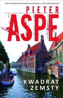Pieter Aspe - Kwadrat Zemsty / Pieter Aspe - Het Vierkant Van De Wraak