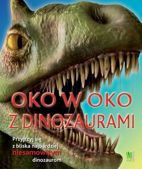 John Woodward - Oko w Oko z Dinozaurami / John Woodward - Dinosaurs Eye to Eye