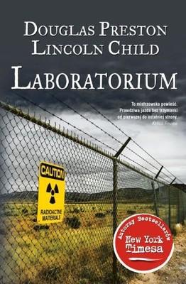 Douglas Preston, Lincoln Child - Laboratorium / Douglas Preston, Lincoln Child - Mount Dragon