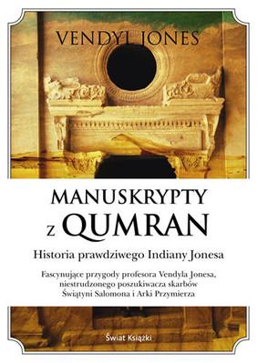 Vendyl Jones - Manuskrypty z Qumran