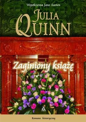 Julia Quinn - Zaginiony książę / Julia Quinn - Lost duke of Wyndham