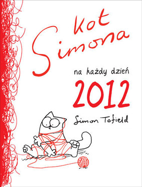 Simon Tofield - Kot Simona na Każdy Dzień 2012