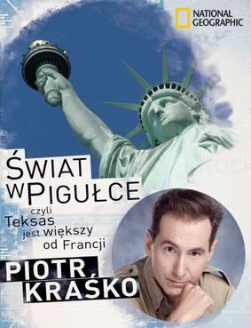Piotr Kraśko - Świat w pigułce, czyli Teksas jest większy od Francji