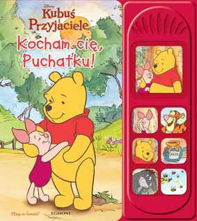 Kathy Broderick - Kocham cię, Puchatku!