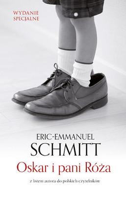 Eric-Emmanuel Schmitt - Oskar i pani Róża / Eric-Emmanuel Schmitt - Oscar et la dame Rose