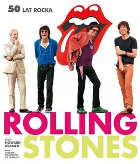Paola Saltari - Rolling Stones. 50 lat Rocka