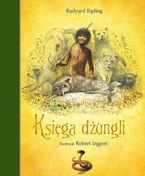 Rudyard Kipling - Ksiega dżungli