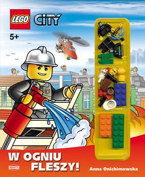 Anna Onichimowska - Lego City. W ogniu fleszy