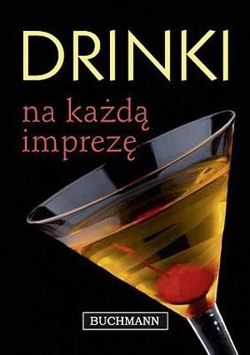 Marcin Treger, Agata Meksuła - Drinki na każdą imprezę