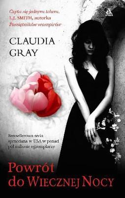 Claudia Gray - Wieczna noc 4: Powrót do wiecznej nocy