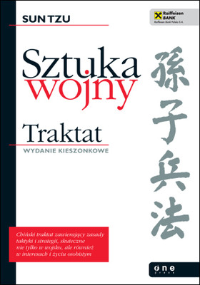 Sun Tzu, Sun Pin - Sztuka wojny. Traktat. Wydanie kieszonkowe / Sun Tzu, Sun Pin - The Complete Art of War. Pocket edition