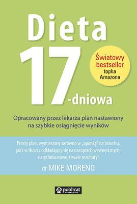 Mike Moreno - Dieta 17-dniowa