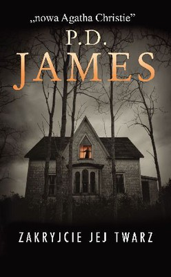 P.D. James - Zakryjcie jej twarz / P.D. James - Cover Her Face