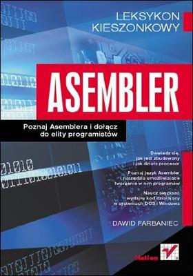 Dawid Farbaniec - Asembler. Leksykon kieszonkowy