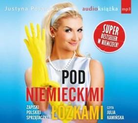 Justyna Polanska - Pod niemieckimi łóżkami