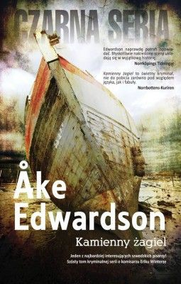 Ake Edwardson - Kamienny żagiel / Ake Edwardson - Segel av sten