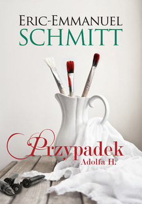Eric-Emmanuel Schmitt - Przypadek Adolfa H.