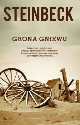 John Steinbeck - Grona gniewu / John Steinbeck - The Grapes of Wrath