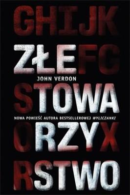 John Verdon - Złe towarzystwo / John Verdon - Shut Your Eyes Tight