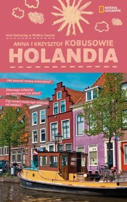 Anna Olej-Kobus, Krzysztof Kobus - Holandia. Mali podróżnicy