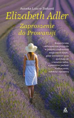 Elizabeth Adler - Zaproszenie do Prowansji / Elizabeth Adler - Invitation to Provance
