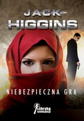Jack Higgins - Niebezpieczna gra / Jack Higgins - Edge of danger