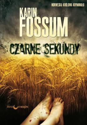 Karin Fossum - Czarne sekundy / Karin Fossum - Svarte Sekunder