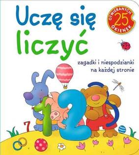 Ludwik Cichy - Uczę się liczyć. 25 okienek
