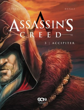 Eric Corbeyran, Djillali Defali - Assassin's Creed: Accipiter