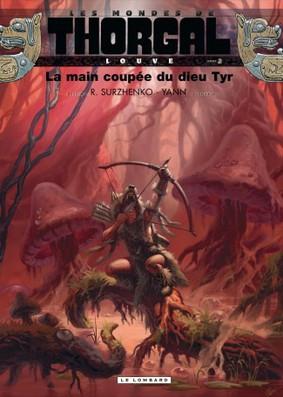 Yann - Thorgal Louve. Dłoń boga Tyra. Tom 2