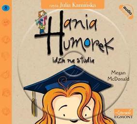 Megan McDonald - Hania Humorek idzie na studia