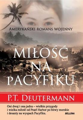 P. T. Deutermann - Miłość na Pacyfiku