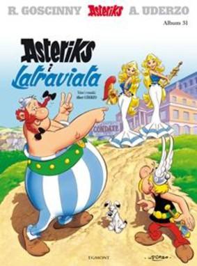 Albert Uderzo - Asteriks i Latraviata. Tom 31