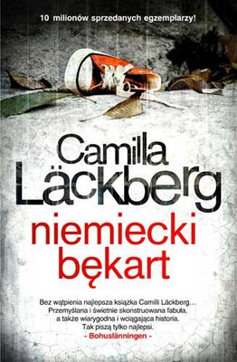 Camilla Lackberg - Niemiecki bękart / Camilla Lackberg - Tyskungen