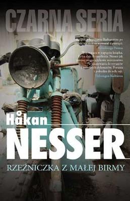 Hakan Nesser - Rzeźniczka z Małej Birmy / Hakan Nesser - Styckerskan från Lilla Burma