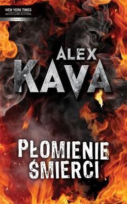 Alex Kava - Płomienie śmierci