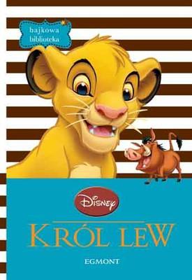 Disney - Król Lew. Bajkowa biblioteka