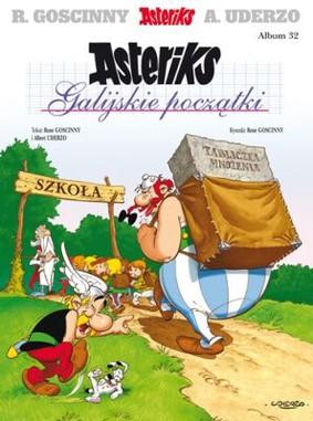 Rene Goscinny, Albert Uderzo - Asteriks i galijskie początki. Tom 32